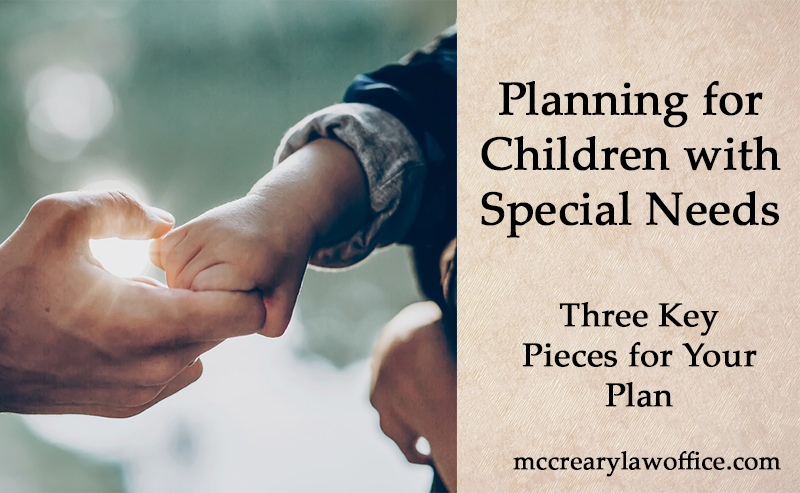 Planning for Children with Special Needs