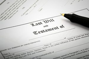 Last Will and Testament Picture