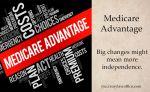 Medicare Advantage Changes