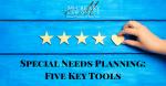 Five Key Tools in Plannin…